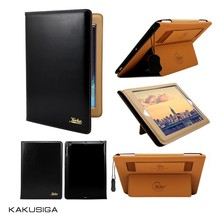 Luxury Genuine for ipad air 2 PU Leather Tablet Cover pc Case