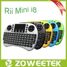 Rii Mini Keyboard with Touhpad for Android Smart TV