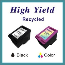 Replacement for HP 60 XL Black/Color Inkjet Cartridge