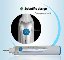 TESLA MAF8100 Adult sonic toothbrush,rechargeable & DuPont soft bristle sonic toothbrush
