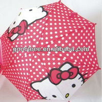 Pretty Pink Hello Kitty Umbrella