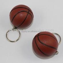 Key holder PU Stress Basketball