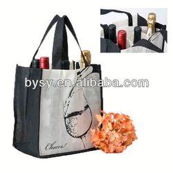 Eco-Friendly wine bag recyclable qingdao
