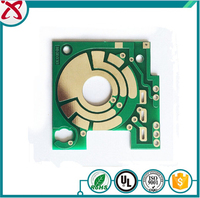 Green Solder Mask Circuit for Customized Manufacturing Battery Charger PCB