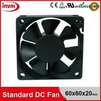 Standard SUNON 6020 60mm 60x60 Ventilation Exhaust Laptop Axial Flow Brushless Mini Fan 12V DC 60x60x20 mm (PE60201B1-0000-A99)