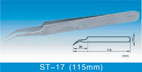 ST Series High Precision Stainless Steel Tweezers ST-17