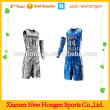 Custom club basketball jersey/basketball uniform