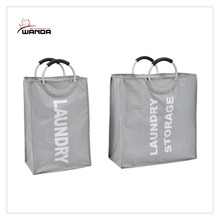 600D Tote Women Laundry Bag in 5 Colors