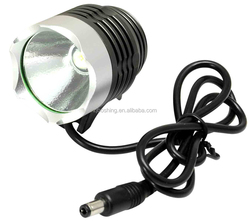 super bright led bicycle lights use T6 and rechargeable batteries bike lights 1800 lumen led bicycle light