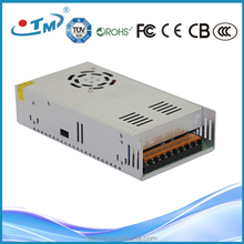 Environmental protection 360w power supply 12v 30a ip20 led driver ac to dc digital video converter analog