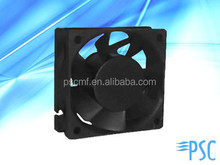 PSC 12v dc air cooler 60x60x20mm with CE & UL for Wind Power Inverters