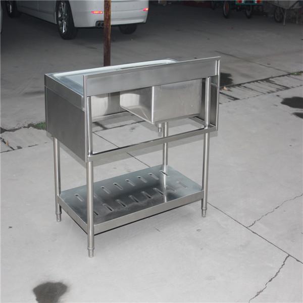 Vrijstaande keuken/industriële rvs spoelbak-spoelbakken-product-ID ...