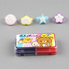 INTERWELL LWS651 Plastic Toy Stamps Set, Chinese Custom Plastic Stamps