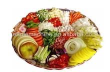Vegetable/Garlic/Onions/Cucumber Cutting Machine From Jinan city China