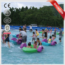 theme park water rides small pedal boat kids ride on toy boat