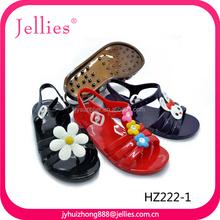 Fashion pvc child sandals shoe for kids