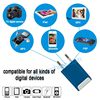 Popular type best sale home travel charger usb