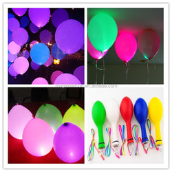 Decoration waterproof led light inflatable balloon, led ball for sale
