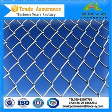 9 gauge galvanized chain link fence extensions