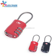 Wholesale Matal Travel TSA Code Lock for Promotion