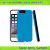 TPU + Pc 2 in 1 card holder SGP case for iphone 6 4.7 inch , for iphone 6 case with card holder