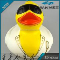 Dressed duck