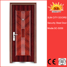 Stainless fancy models iron door pictures for homes SC-S059