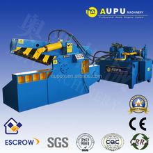 Q43-250 rubbish metal crocodile hydraulic shear equipment TUV