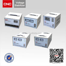 CNC brand Single Phase Automatic Voltage Stabilizer (SVC)auto voltage stabilizer