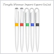 New arrival hot selling factory price white pen custom