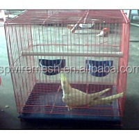 2015 new products Cages Cage, Carrier & House Type and Birds Application cage