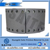 BPW200 non-asbestos reliable saftety brake assembly