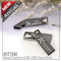 Hot new products for 2015 Black nickel COB USB Flash Drive , best gadget