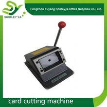 office and school supply card cutter/business card slitter with CE