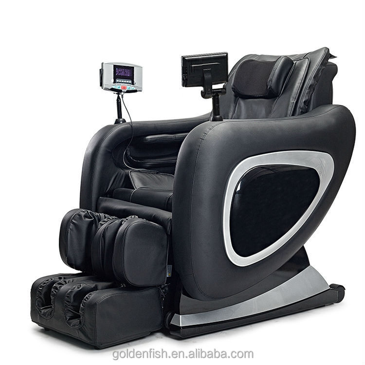 3d function zero gravity pedicure foot spa massage chair for Gravity salon