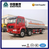 China SINOTRUK HOWO 8X4 oil tanker truck with good price