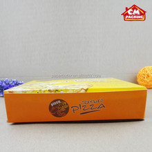 High Quality Thermal White E-flute 20 inch Frozen Pizza Box