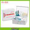 outdoor home promotional medical factory first aid kit with lock