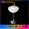 Hot !!! Glowing LED furniture innovation bar table