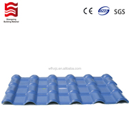 shingle roof pvc roof tile/roof sheet