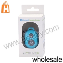 New Style Bluetooth Remote Shutter for iPhone iPad Samsung HTC Sony Android Smartphones etc