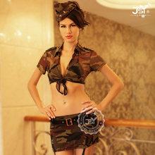 trajes adultos do sexo para mulheres traje exército sexo