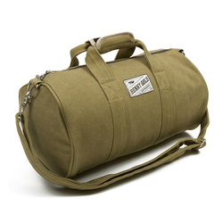 2015 best selling plain duffel bag