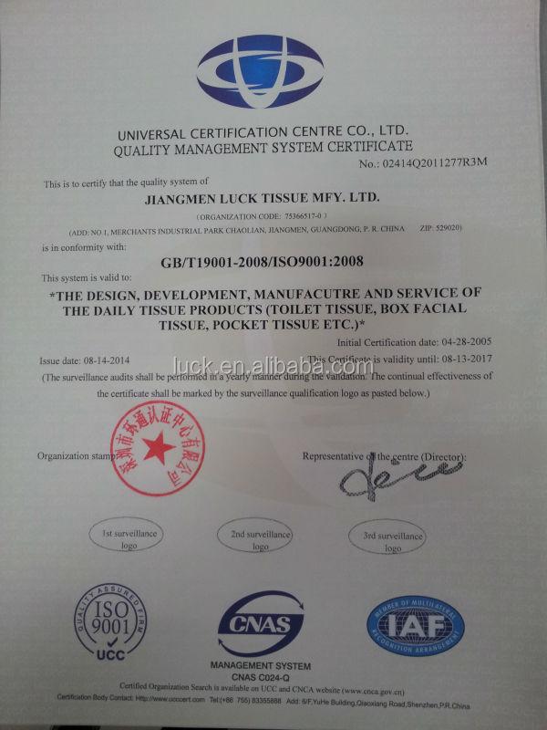 new ISO9001 English