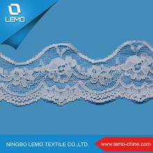 bridal lace trimming, fashion garment accessory lace trim