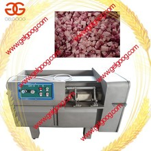 Stainless Steel Meat Cube Cutting Machine/Fresh Meat Dicing Machine/Meat Dicer Machine