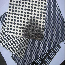 stainless steel perforated sheet/stainless steel decorative sheets/perforated sheet metal for decoration