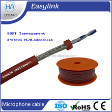 Wholesale Products Custom microphone cable with al foil