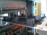 auto plastic and rubber machinery
