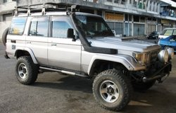 FRP - 4WD Fender Flare